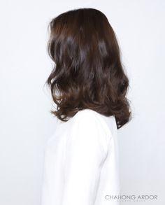 Loose Waves Hair Korean Hair Products Loose Waves Hair Korean H Loose Perm, Wavy Perm, Long Wavy Hair, Perm Hair, Hair Perms, Korean Wavy Hair, Asian Hair, Korean Perm, Asian Perm