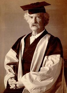 """Mark Twain on Fenimore Cooper's Literary Offenses.  """"Cooper's art has some defects. In one place in 'Deerslayer,' and in the restricted space of two-thirds of a page, Cooper has scored 114 offences against literary art out of a possible 115. It breaks the record."""""""