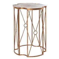 Tall Marlene Side Table by Aidan Gray.