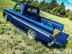 Ross Bowmans|1964 Chevrolet C10 Fleetside| A Beaut' Eh