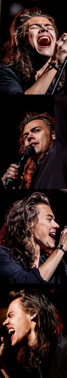 Harry Styles ❥ at Jingle Ball Dallas, Dec 1,2015
