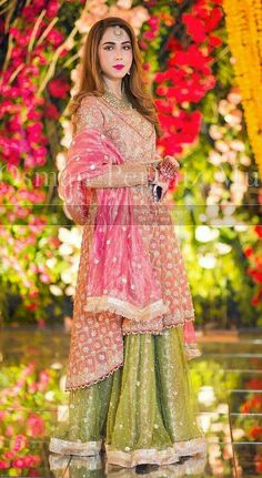 Kids Party Wear Dresses, Pakistani Party Wear Dresses, Bridal Mehndi Dresses, Asian Wedding Dress, Shadi Dresses, Designer Party Wear Dresses, Pakistani Wedding Outfits, Pakistani Wedding Dresses, Pakistani Dress Design