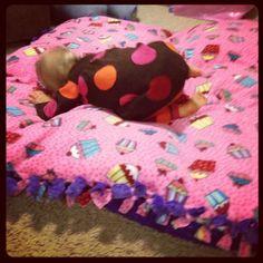 No Sew Floor Pillow Easy DIY Project Video Tutorial | Floor pillows ...