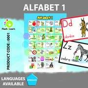 Flash&Learn Afrikaans Language, Coding, Education, Learning, Afrikaans, Studying, Teaching, Onderwijs, Programming