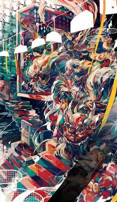 Illustrations Discover The Art Of Animation Dragonball Art, Manga Art, Anime Art, Character Art, Character Design, Illustrations And Posters, Looks Cool, Japanese Art, Digital Illustration