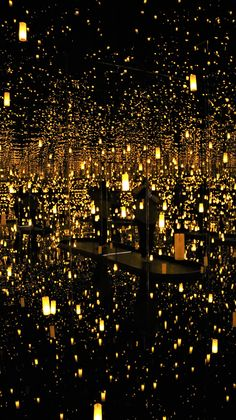 Infinity Mirrors art installation by Yayoi Kusama is about to take the internet by storm. Open in Washington, D.C. From February -May 2017 at the Hirshhorn Museum.