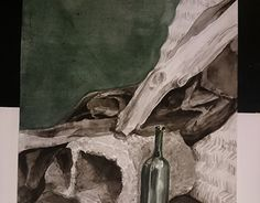 """Check out new work on my @Behance portfolio: """"Still life again 50x70cm"""" http://be.net/gallery/45790183/Still-life-again-50x70cm"""