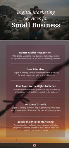 Benefits Of Using Digital Marketing For Small Business