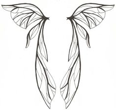 Fairy Wings by ChaosFay on deviantART. Every gelfling lady needs a pair of wings!
