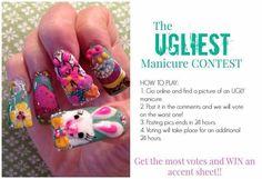 Ugliest Manicure