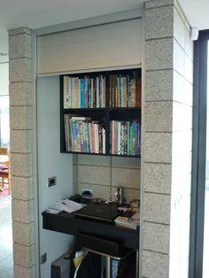 Roller Doors, Roller Shutters, Shutter Doors, Bookcase, Shelves, Inspiration, Home Decor, Blinds, Biblical Inspiration