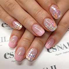 Simple Spring Nail Art Designs, Ideas & Trends 2014 For Learners