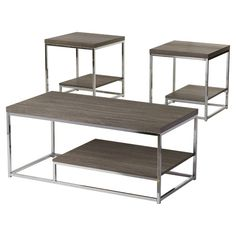 Found it at AllModern - Philippos 3 Piece Table Set
