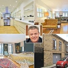 Madness singer Suggs used to own this Campden Mews house in London in the 1980s when he released the hit song 'Our…