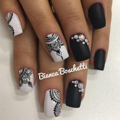 Nail Arts, Spring Nails, Pretty Nails, Nail Designs, Girly, My Favorite Things, Beauty, Nail Design, Nail Art