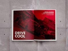 STUDIOJQ // Motorsport Portfolio 2015 on Behance