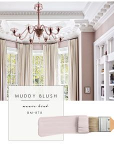 Our Top Color Palette Trends Spring 2017 - Muddy Blush (aka Mauve!)