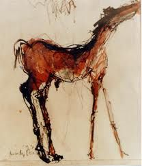 Expressionist Horse