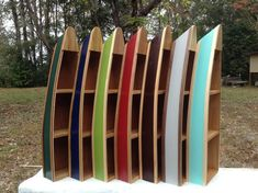 Wooden Row Boat Shelf Boat Shelf Nautical Boat Shelf Canoe Shelves Home Decor