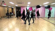 A Pink - MY MY {Choreography Practice Video}