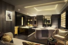 Qin Spa at Four Seasons Shanghai :: FOUR SEASONS HOTELS & RESORTS :: HBA