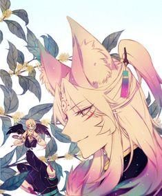 Cat or Fox anime guy I think #CatAnime