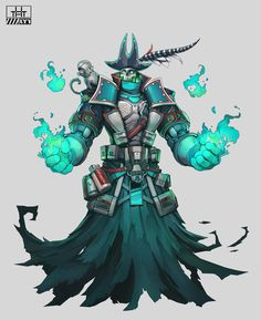 ArtStation - 2016 old work_05, Yulin Li