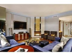 Slick Trump 2-Bed With Disco-Chandelier Lists For $1.8M - Curbed Chicagoclockmenumore-arrownoyes :