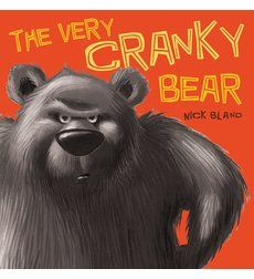 Very Cranky Bear by Nick Bland. Why is bear so cranky? Maybe he needs antlers, a mane, or stipes. Maybe just a soft pillow. Best Children Books, Kids Story Books, Stories For Kids, Childrens Books, The Very Cranky Bear, Zebra Painting, Take Shelter, Most Popular Books, Preschool Books