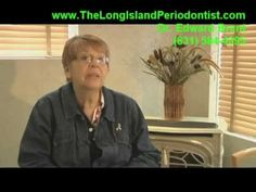 Real Nervous and Scared Long Island Dental Implant Patient - YouTube #tooth_implant #long_island_dentist #long_island_periodontist