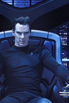 Benedict Cumberbatch Star Trek Into Darkness