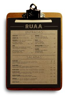 Always love a good solid clipboard for menus (for a more rustic establishment), easy to change over and fairly durable! Love the way we think? Then you will love working with us! For all your commercial kitchen, commercial bar and refrigeration needs! www.lamondcatering.com