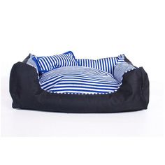 only $24.99 + Freeshipping Flexible Pet Beds with Washable Canvas (Blue)