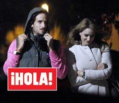 Alba Carrillo y Feliciano López confirman con besos lo que no dicen con palabras - Foto 3