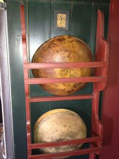 primitive+bowl+rack | bowls