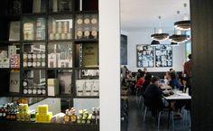 Restaurant Le Bal Café à Paris