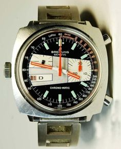Breitling Chrono Matic