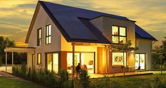 Together with a personal Hanse Haus specialist, pre-configured house designs can be adapted simply and easily in order to suit all tastes and specifications.