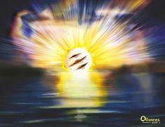 Espacio creativo, ¡pase y lea!: Arepa pa' el alma (Artículo sobre Dios y sus obras) -La ilustración: Arepa Venezuela (ruego que se llame así), de Oscar Olivares en Pinterest.com