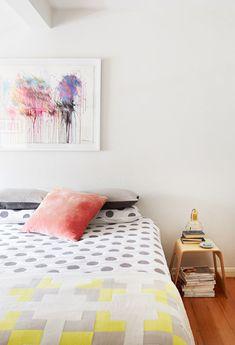 Love this #bedroom - #slaapkamer - www.vanmariel.nl
