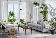 Sisustus olohuone kesä Couch, Furniture, Instagram, Home Decor, Home, Settee, Decoration Home, Sofa, Room Decor
