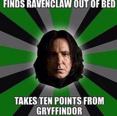 Ten points from Gryffindor!