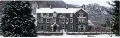 Winter at the Borrowdale Hotel
