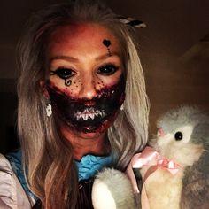 Halloween Alice in Wonderland  Horroralice  We're all mad Here