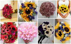 Kalendarz bukietów ślubnych - kwiaty lipcowe Microsoft Office, Halloween, Wedding, Valentines Day Weddings, Weddings, Marriage, Spooky Halloween, Chartreuse Wedding