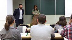 Conferencias para el Empleo en el Grupo CEF.- UDIMA (Auditoría, Económico-Financiero, Contabilidad y Tributación)