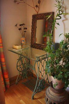 Idea para decorar tu casa reutilizando!   Más en http://trucosyastucias.com/decorar-reciclando/