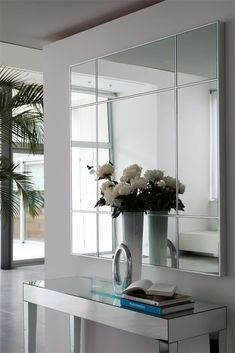 Buy the Four Seasons Quadrato Wall Mirror by Porada from our designer Accessories collection at Chaplins - Showcasing the very best in modern design. Furniture Design Modern, Condo Living Room, Design Your Bedroom, Furniture, Mirror Wall, Italian Furniture, Mirror Designs, Home Decor, Mirror