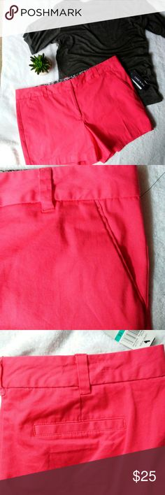 💲SALE💲 Shorts Pink shorts ✨never worn. Tags still on✨ size 16. Perfect for summer!  ✅ NWT 💲Listed for lowest price unless bundled ❤ Bundles 🚫 No low-ball offers please Shorts