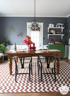 Fall Home Tour!   Inspired by Charm